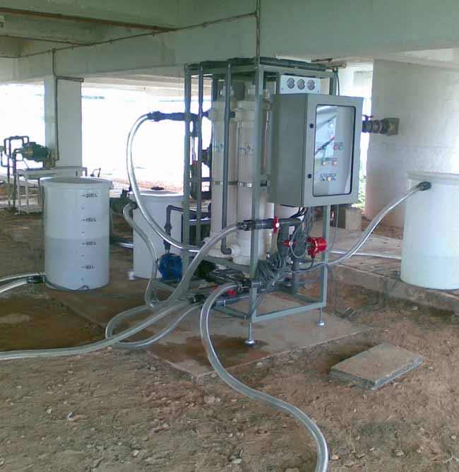 Improve your water quality with RainDance Water Systems water softeners and well water filters. Specializing in residential and commercial well water iron filters